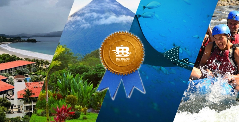 Winner of the DEMA 2019 Bill Beard Costa Rica Getaway