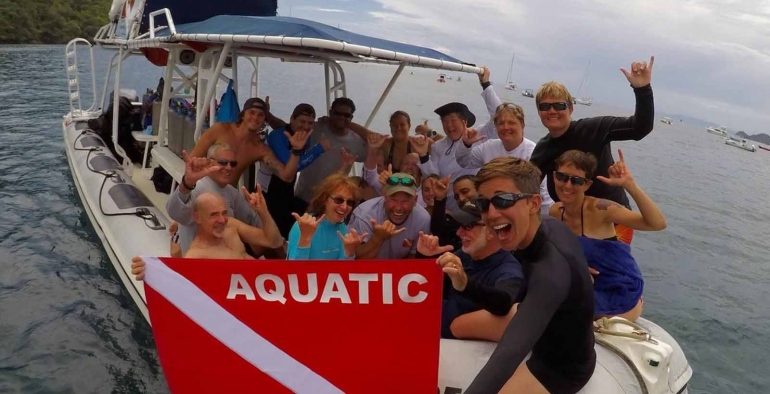 Package 1: Guanacaste Beach & Dive Adventure
